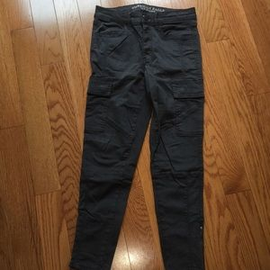American Eagle Cargo Jeggings
